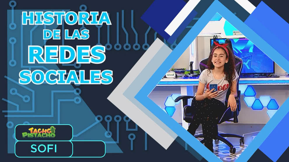 Los Amigos de Tacho Pistacho - La historia de las redes sociales