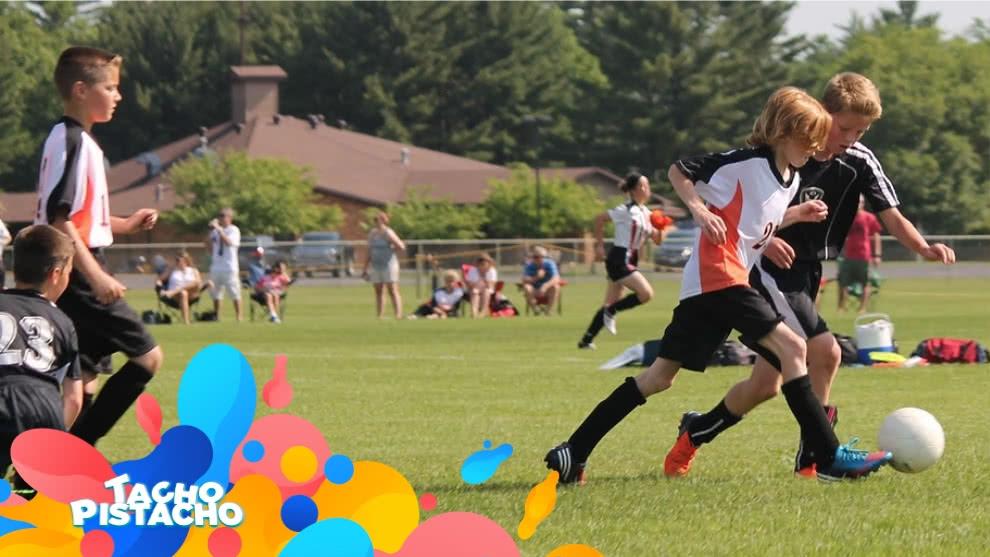 Tacho Pistacho - Mi primer día en la escuela de fútbol