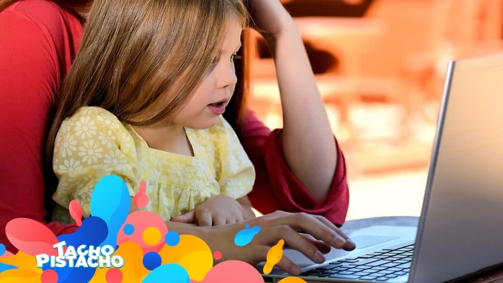 Tacho Pistacho - Peligros en Internet para nosotros los niños
