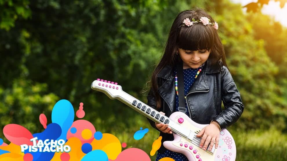 Tacho Pistacho - Quiero aprender a tocar un instrumento musical