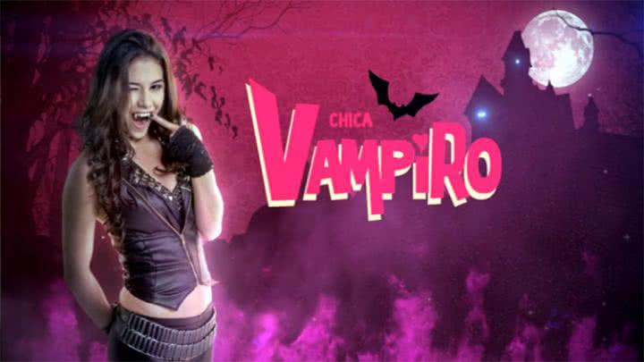Series Tacho Pistacho - Chica Vampiro