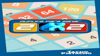 Juegos Tacho Pistacho - Duplica para Ganar