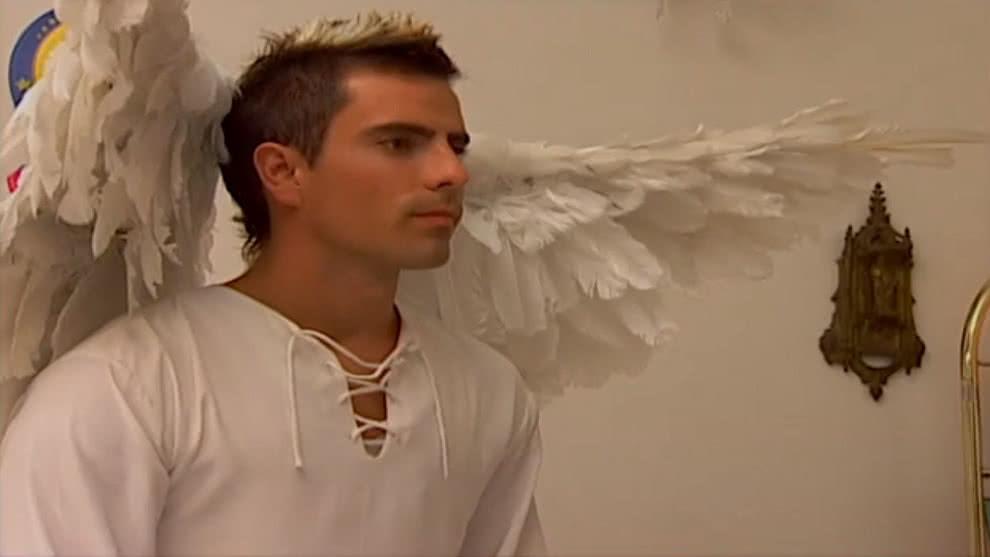 Un ángel llamado Azul - La nueva misión para Azul