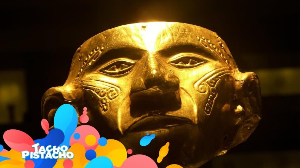 Tacho Pistacho - Visité algunos museos colombianos