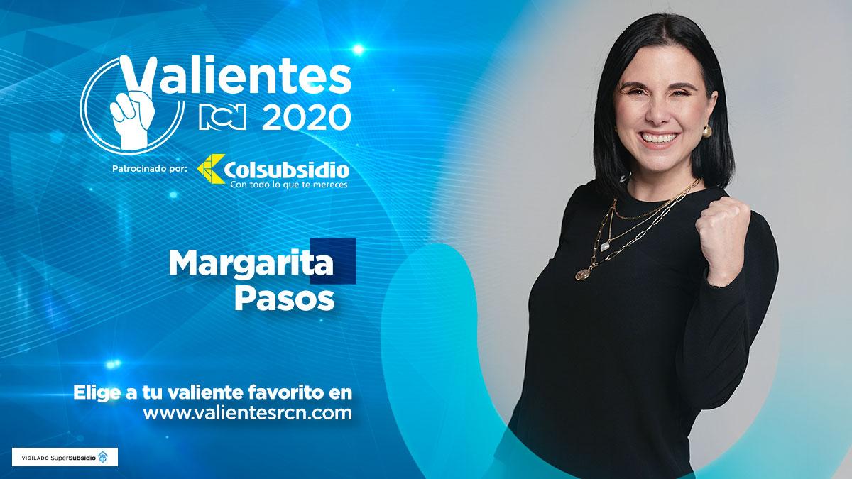 Margarita Pasos