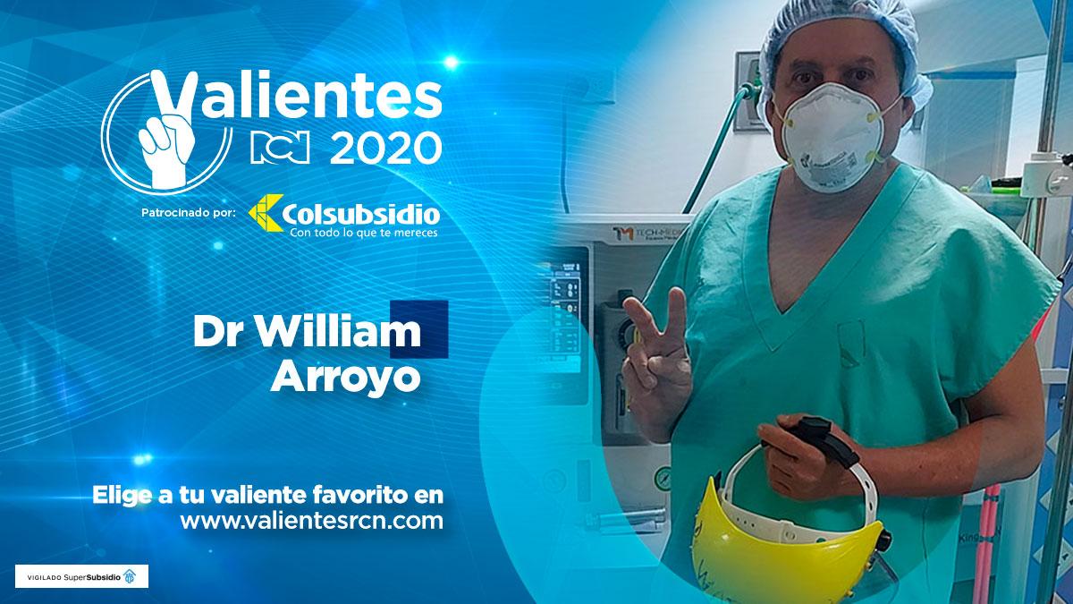 Dr. William Eduardo Arroyo
