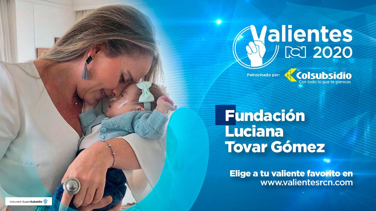 Fundación Luciana Tovar Gómez