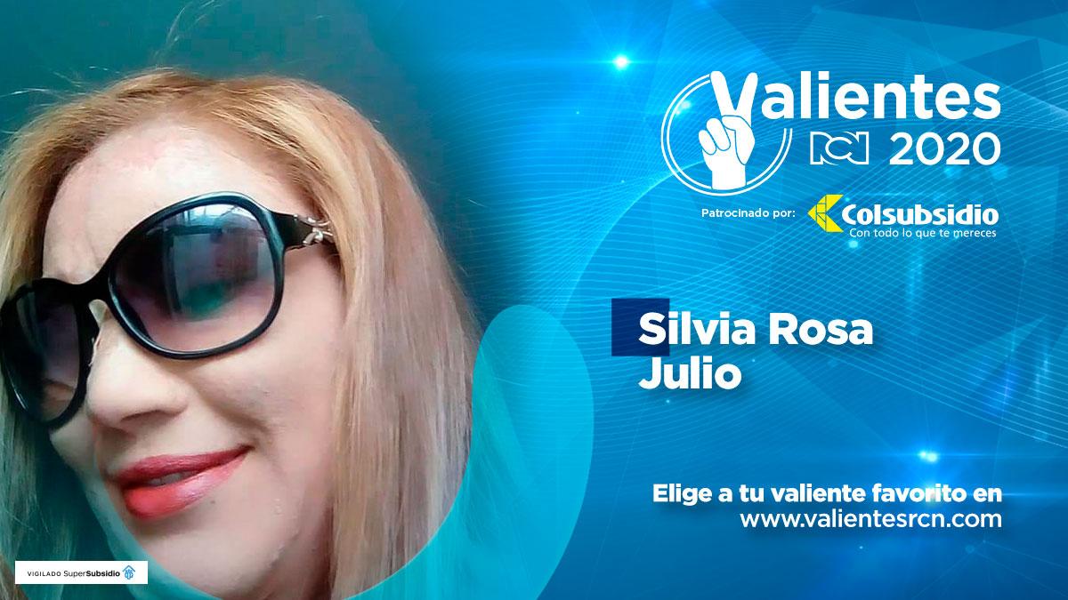 Silvia Rosa Julio