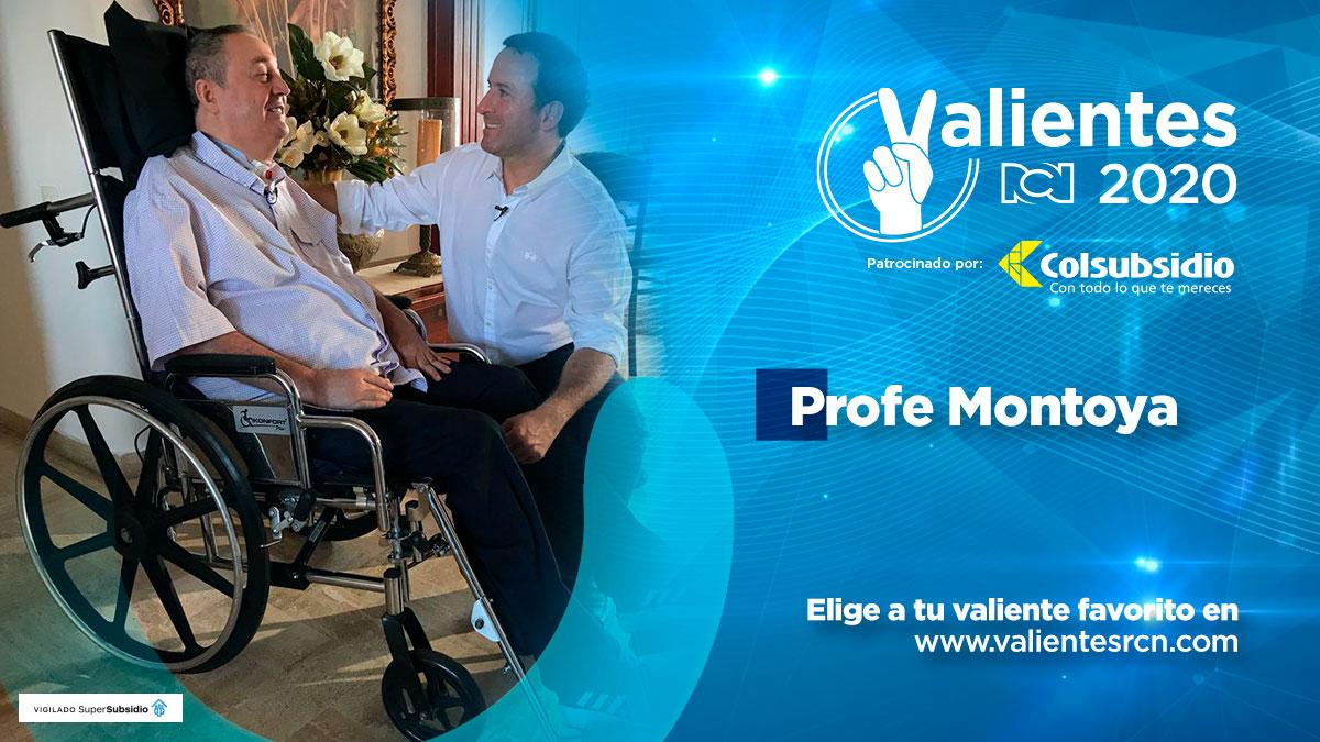 Profe Luis Fernando Montoya
