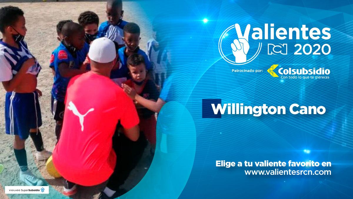 Willington Cano