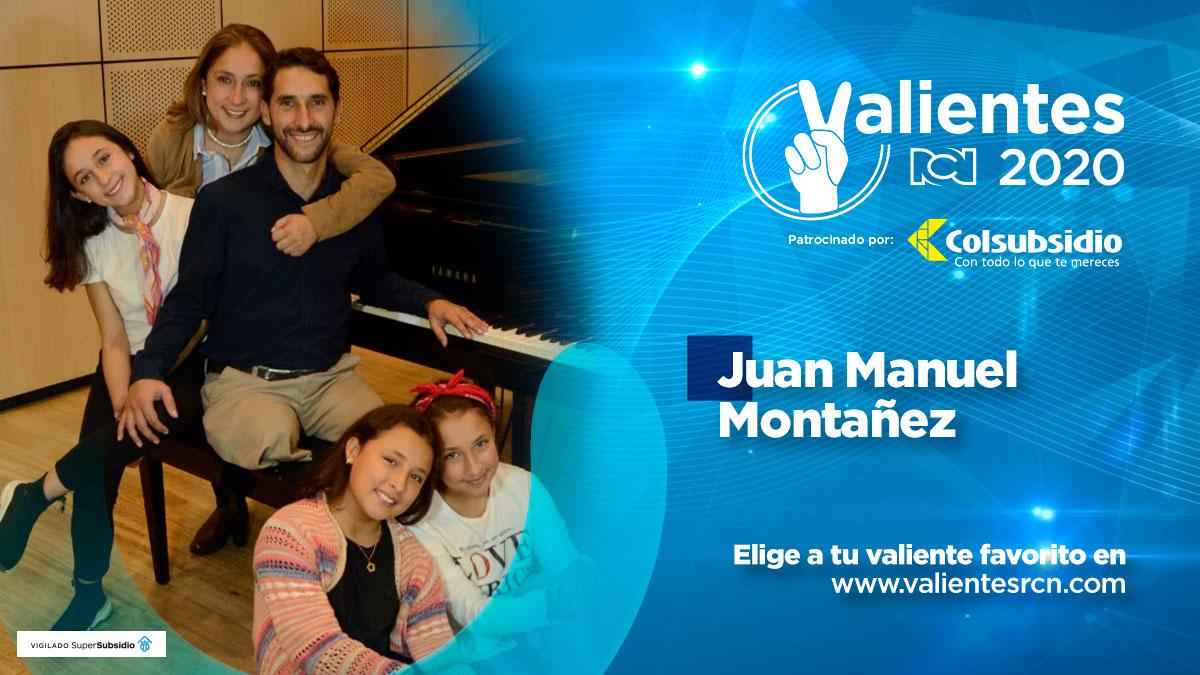 Juan Manuel Montañez