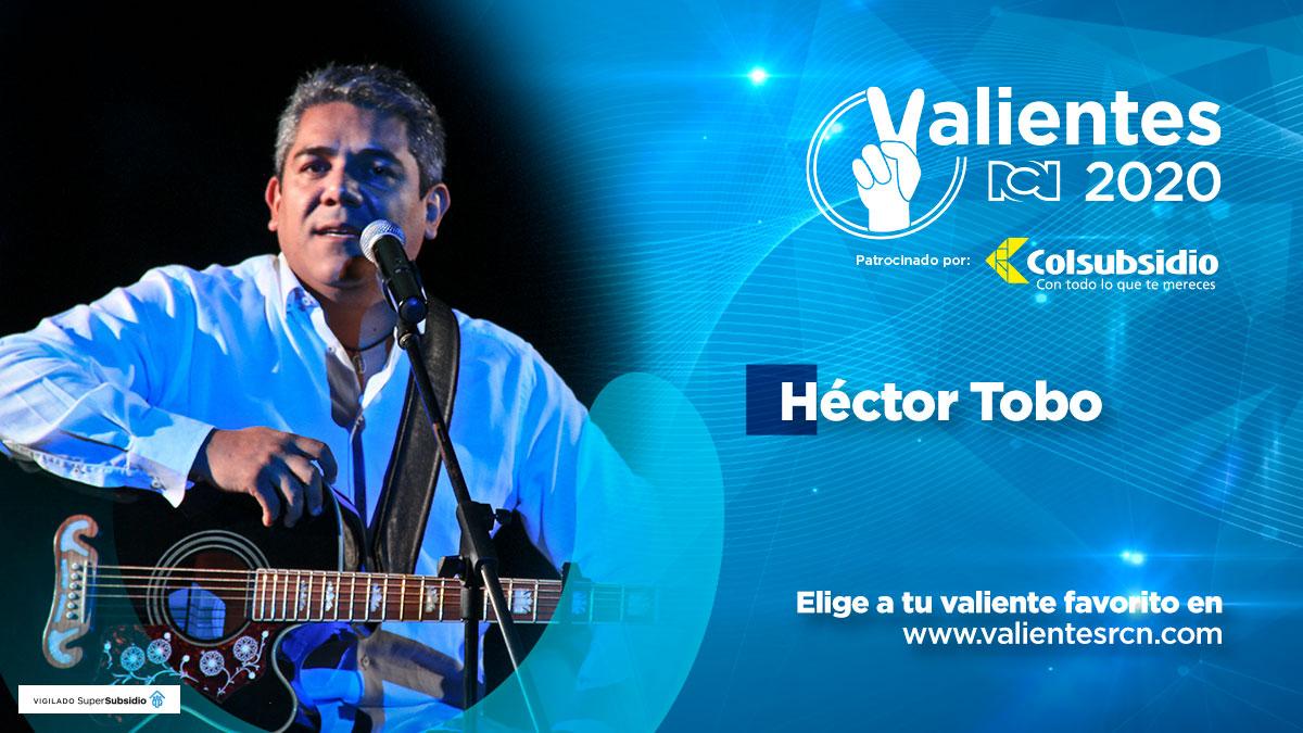 Héctor Tobo