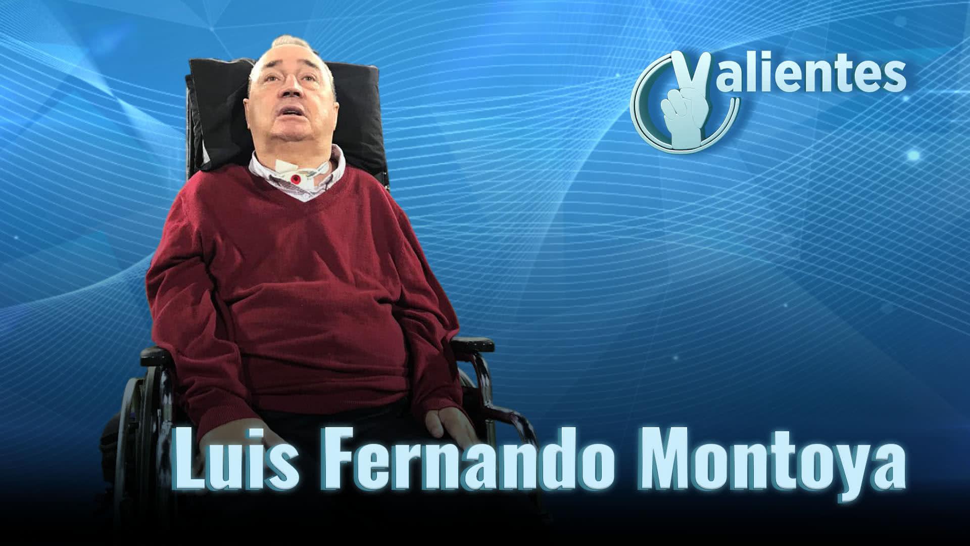 El profe Montoya: 'el campeón de la vida' ejemplo de superación