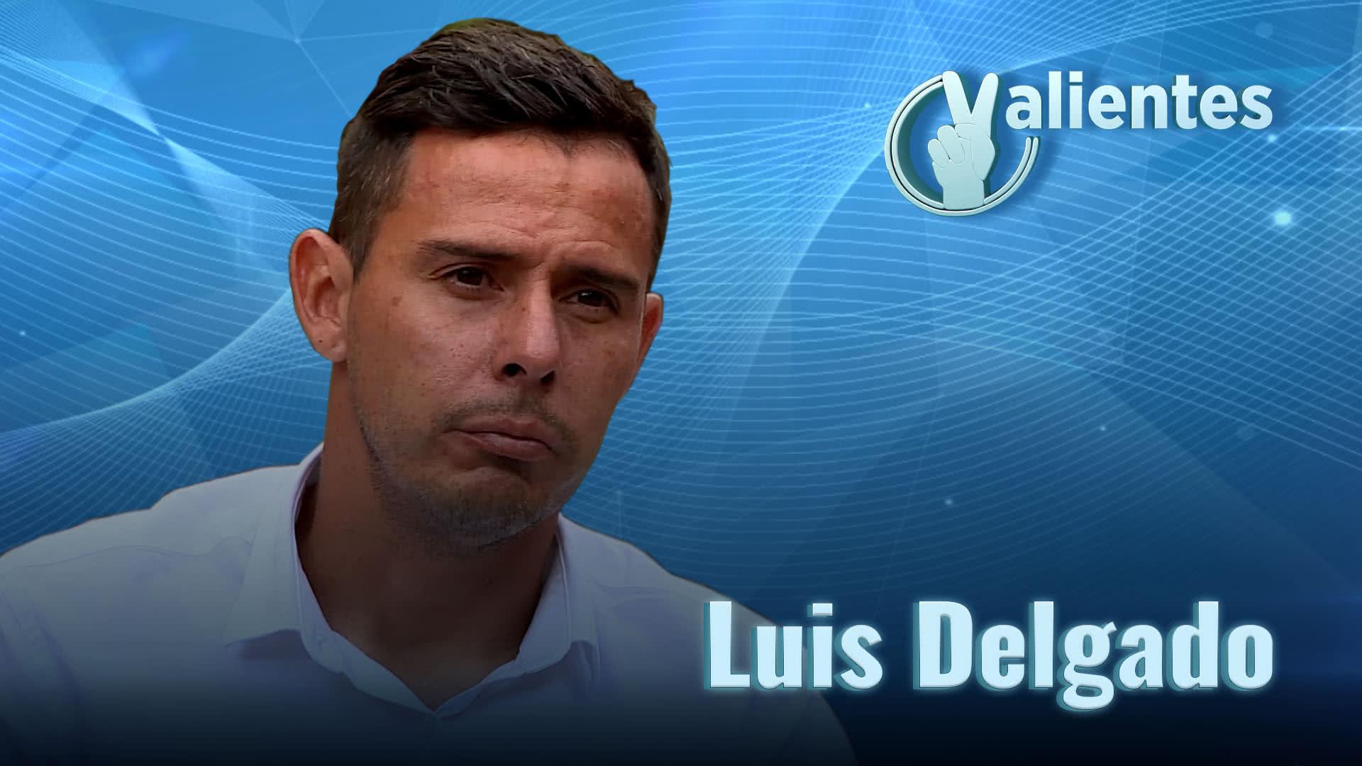 Luis Delgado, el golero de la vida símbolo de resiliencia