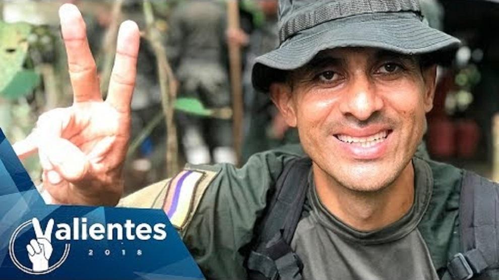 Subintendente Raúl Carreño Valientes RCN 2018