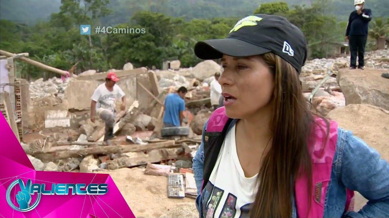 Laura Montoya y Giovvani Muñoz 'Tragedia en Mocoa' | capítulo 7
