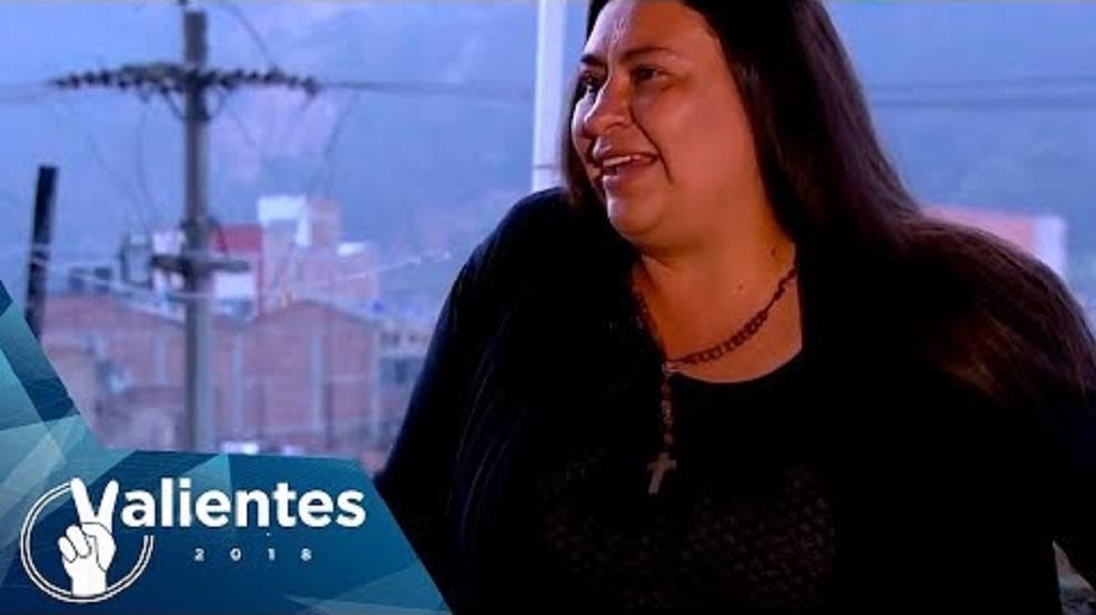 Ximena Figueredo Valientes RCN 2018