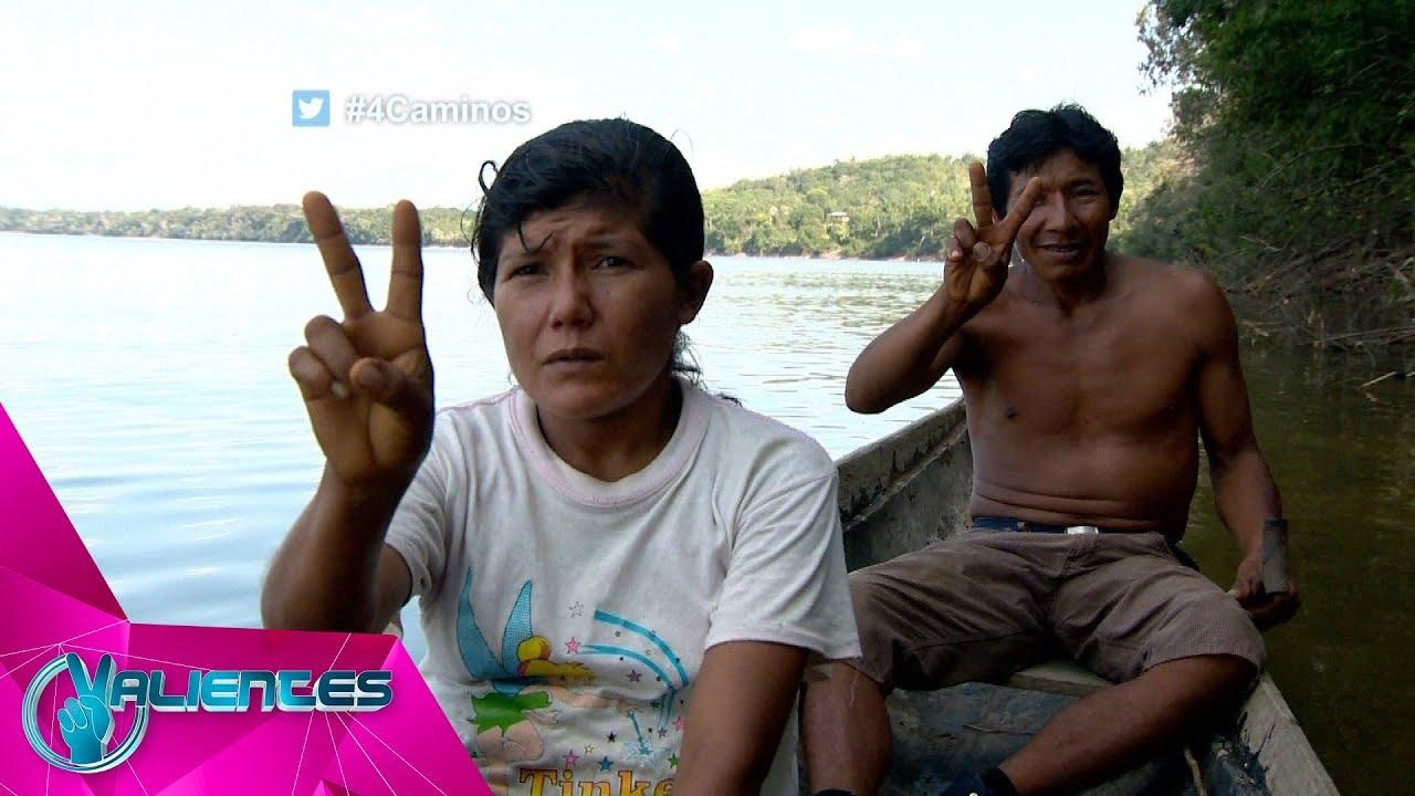 Zenaida Arroyave 'Milagro en la selva'   capítulo 5