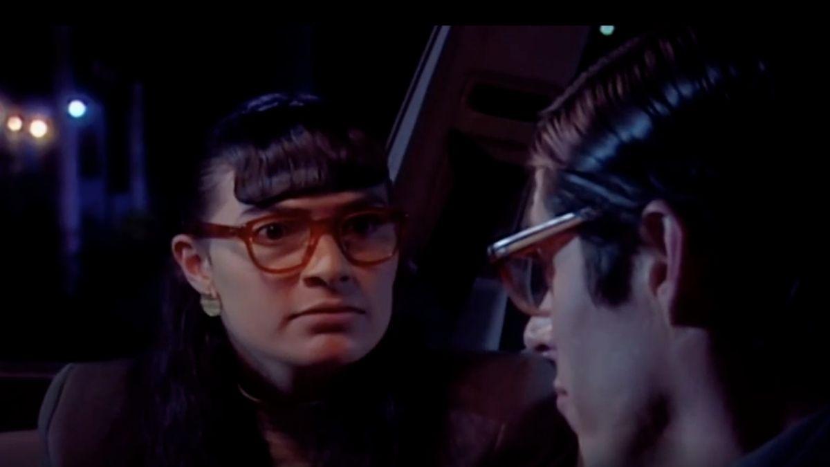 Betty le hace un fuerte reclamo a Nicolás