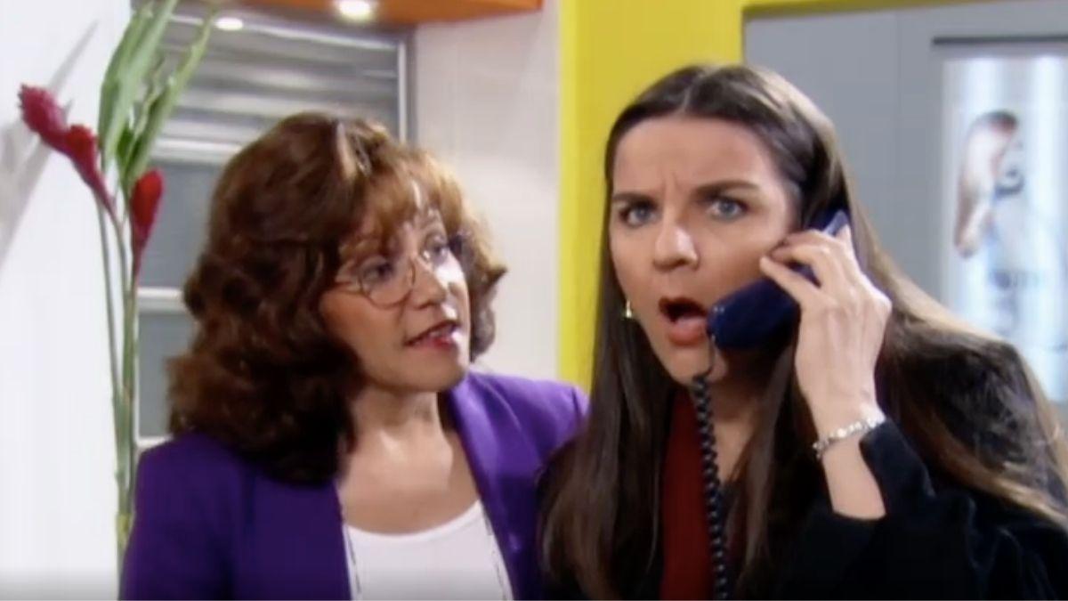 Las del cuartel descubren que Patricia estuvo con Nicolás