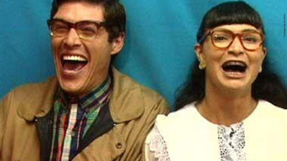 Nicolás y Betty.