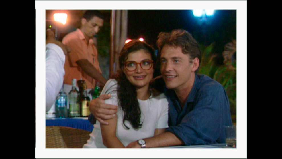 Michel le confiesa a Betty sus sentimientos por ella