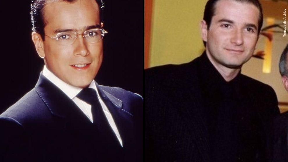 Jorge Enrique Abello y Luis Mesa.