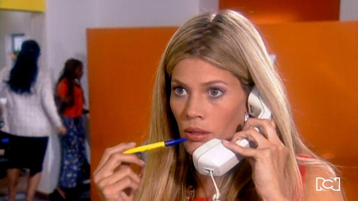 Patricia le filtra información de Ecomoda a Daniel