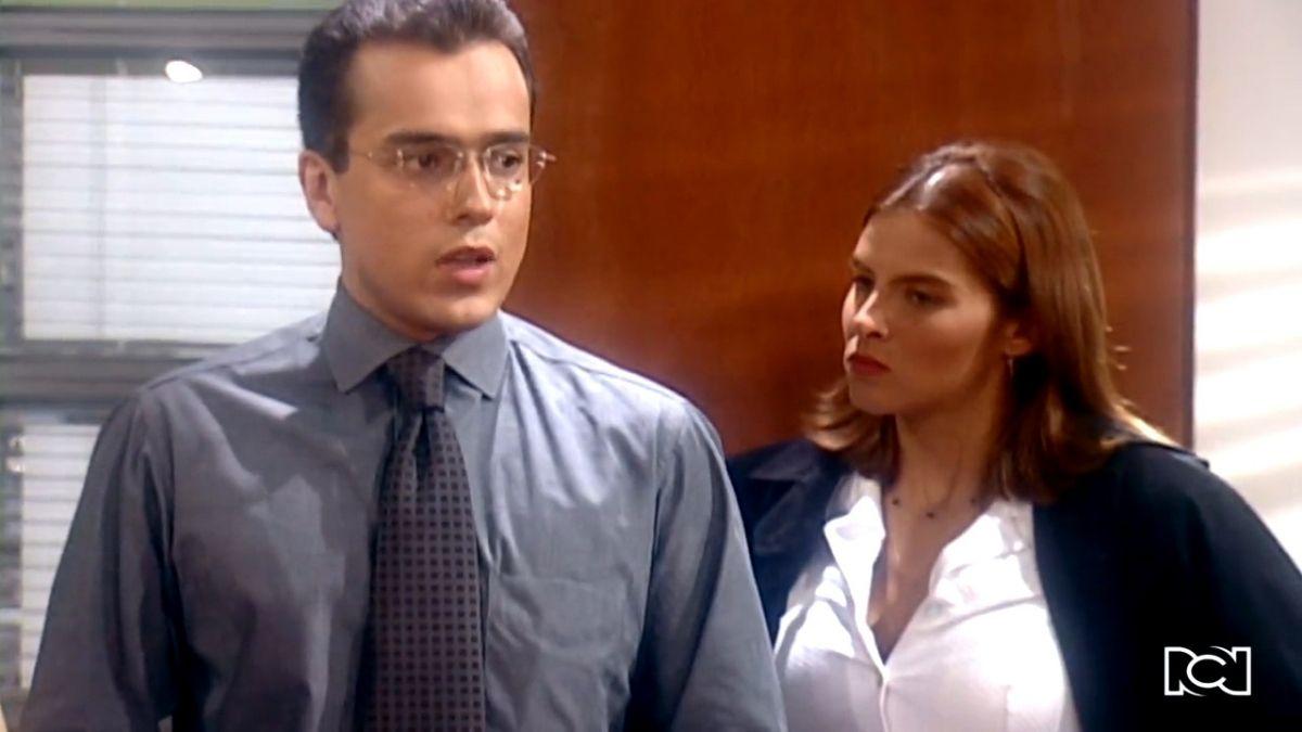 Armando asciende a Betty