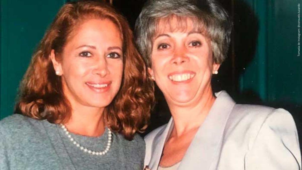 Consuelo y Celmira Luzardo.