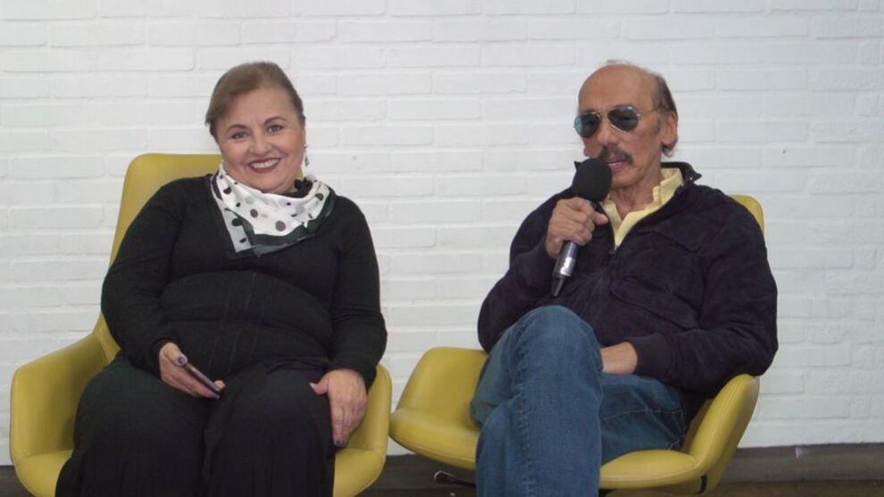Jorge Herrera y Adriana Franco