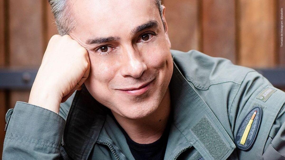 Jorge Enrique Abello, actor de Yo soy Betty, la fea-