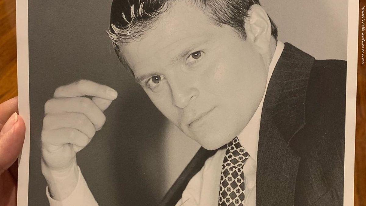 Julio César Herrera, actor de Yo soy Betty, la fea.