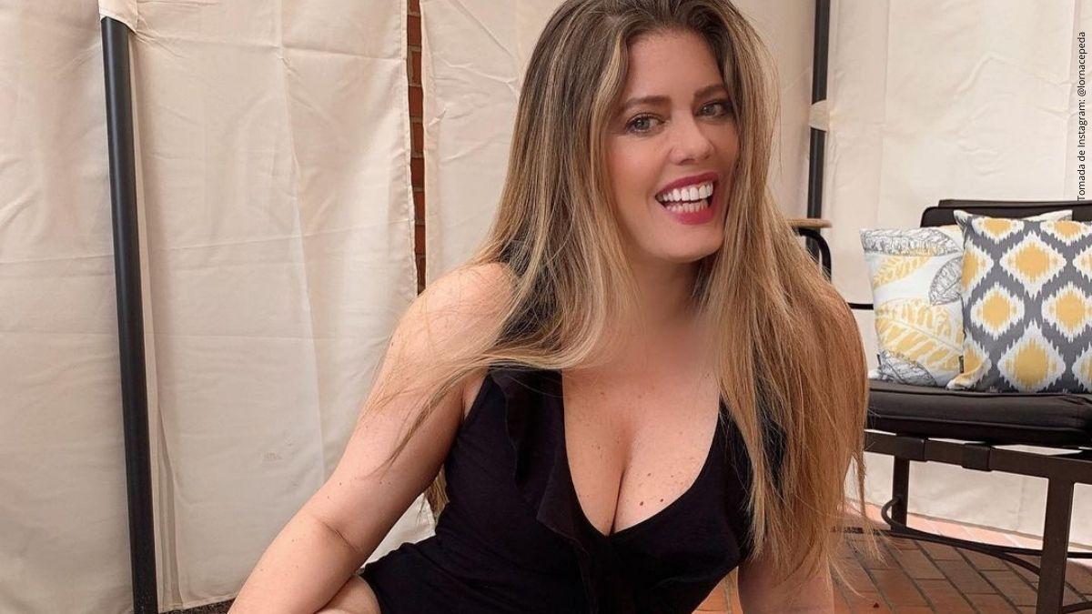Lorna Cepeda, actriz de Yo soy Betty, la fea.