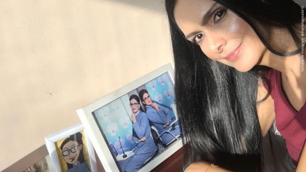 Marcela Posada, actriz de Yo soy Betty, la fea.