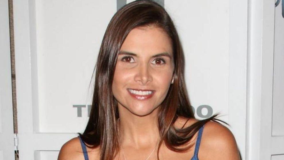 Natalia Ramirez desfilo para Hernan Zajar