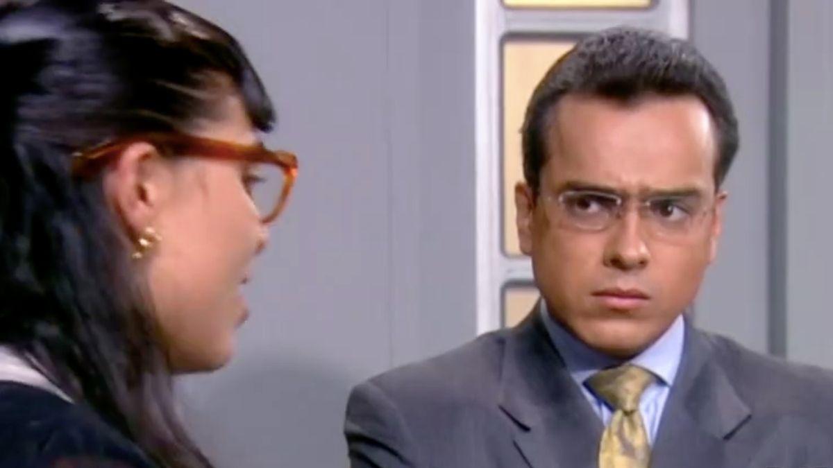 Armando le hace un fuerte reclamo a Betty