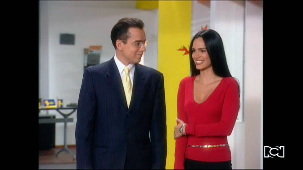 Yo soy Betty, la fea | Capítulo 136 | Armando recibe una visita desde Venezuela
