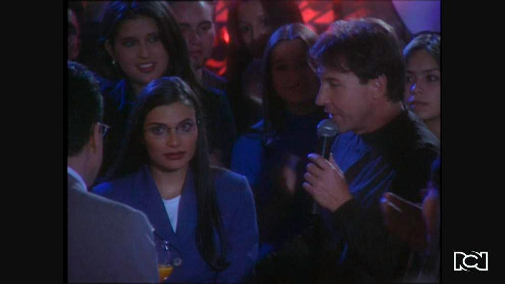 Por petición de Armando, Ricardo Montaner le canta a Betty