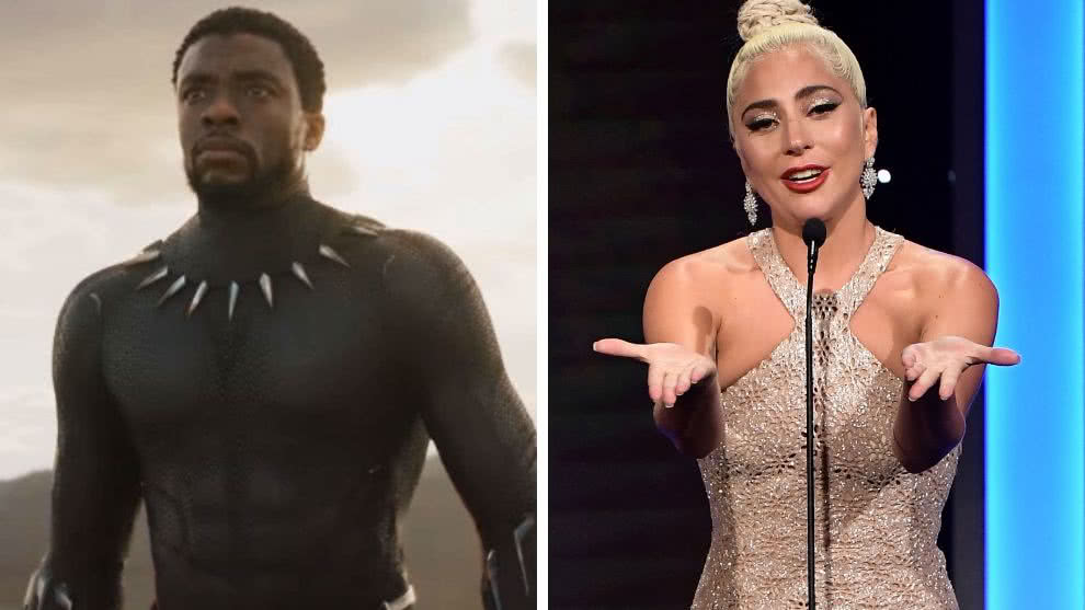 black panther lady gag nominados globos de oro