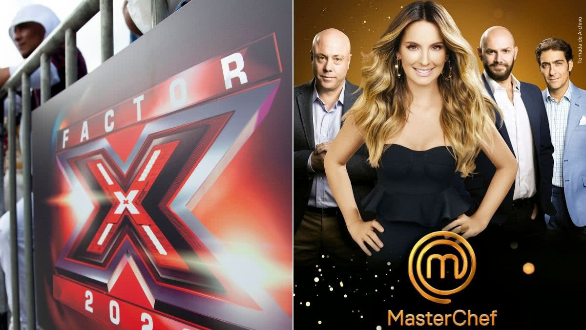 Factor x y MasterChef Celebrity.