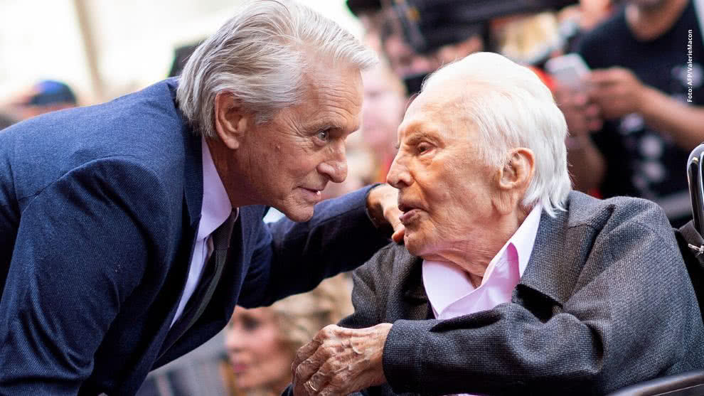 fallecio el actor kirk douglas