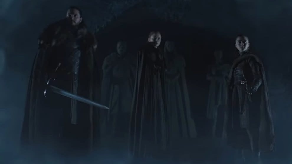 teaser y fecha de estreno de octava temporada de game of thrones