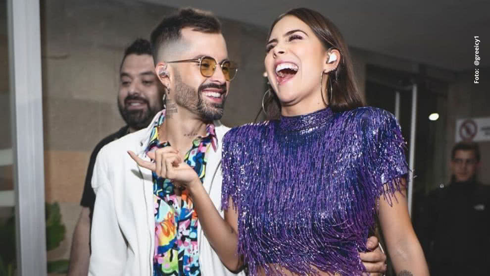 greeicy revela las etapas que vive con mike en divertidos videos