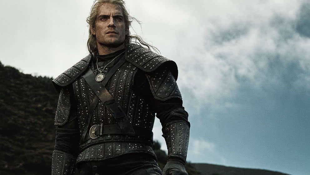 Henry Cavill protagonista de The Witcher