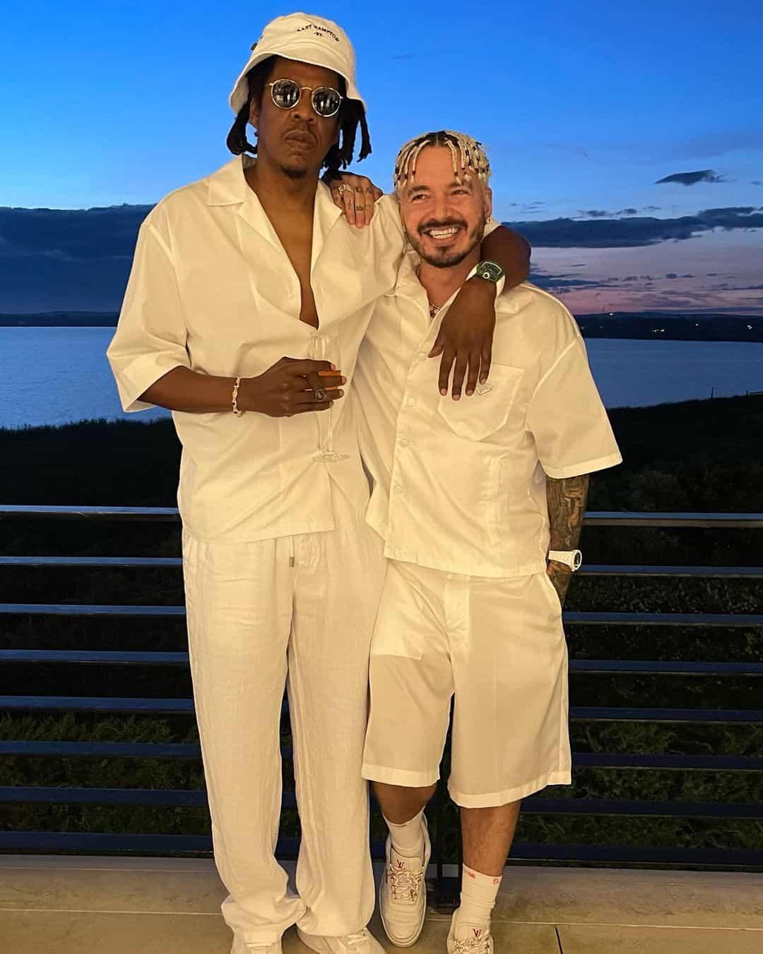 Balvin y Jay-Z