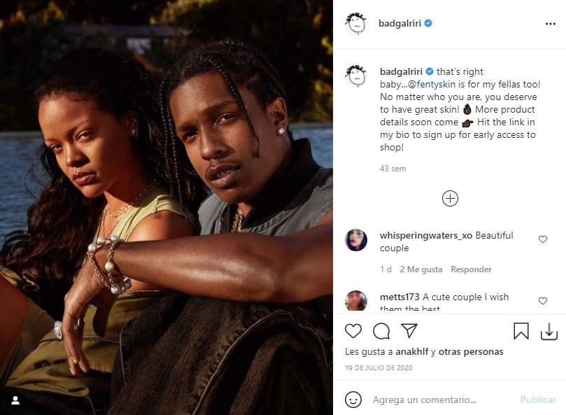 A$AP Rocky Y Rihanna 2