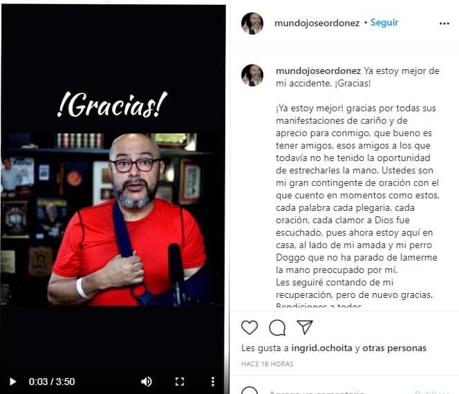 Accidente Jose Ordoñez 3