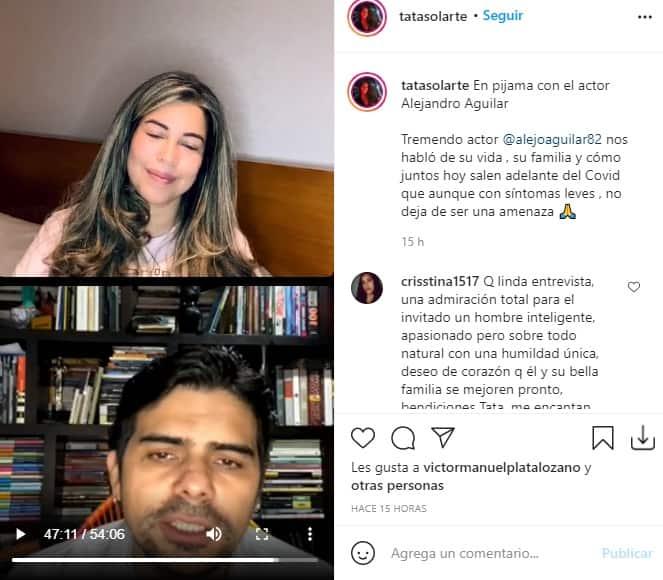 Ana Karina Soto Covid 2