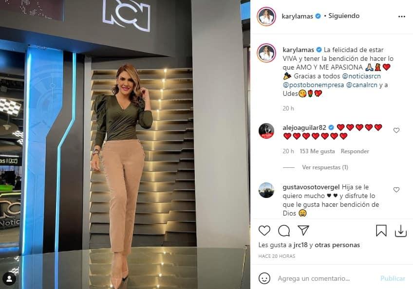 Ana Karina Soto Supera Coronavirus 3